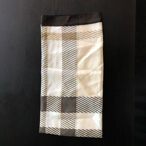 Silk Square Scarf from Burberry